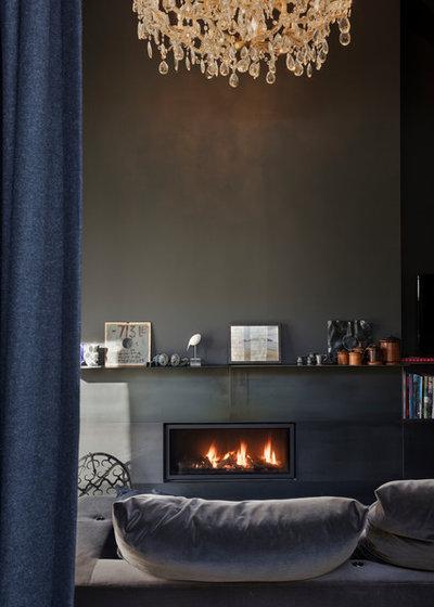 Living Room by PRau - Phil Redmond Architecture & Urbanism