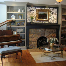 Traditional Living Room by As You Like It Interior Decorating & Home Staging