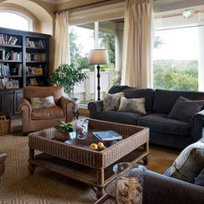 Traditional Living Room by Richens Designs, Inc.