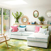 Houzz Tour: Bringing Colour and Fun to a 1930s Home in Southwest London