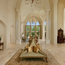 Mediterranean Living Room by Patrick Berrios Designs