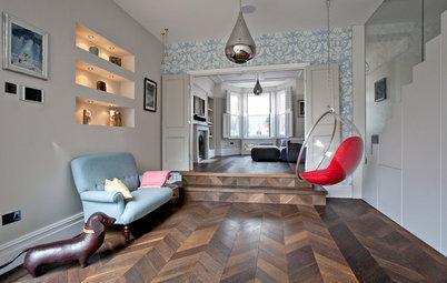Floor Show: 10 Attention-Seeking Ways to Decorate Your Floor