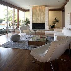 Modern Living Room by thinkpure