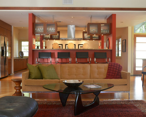 1960s Living Room Photo In Dallas Part 17