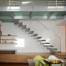Modern Living Room by Studio Twenty Seven Architecture