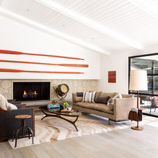 Midcentury Living Room by ARTO