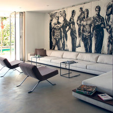 Modern Living Room by Tocha Project