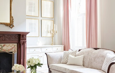Room of the Day: Softly Elegant Look for a Formal Parlor Room