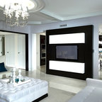 Ritz Carlton Contemporary Living Room Miami By