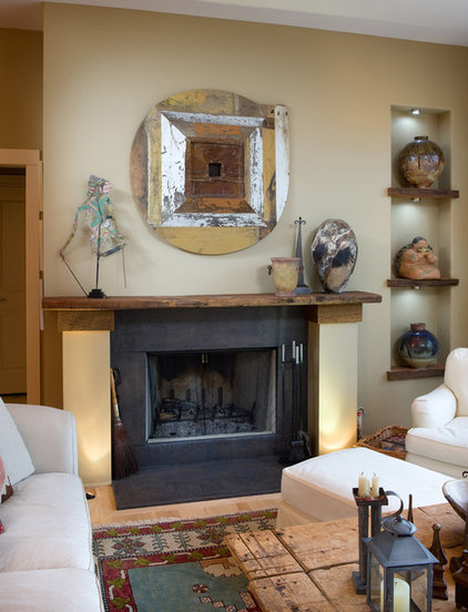Decorating The Mantel Create A Fireplace Focal Point