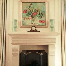 Living Room by Kemp Hall Studio