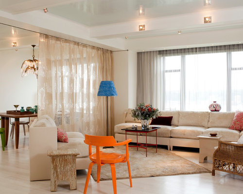 Curtain Room Divider Home Design Ideas Pictures Remodel