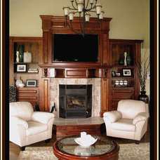 Traditional Living Room by Sherri Fitzgerald - Ultimate Decor