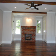Traditional Living Room by Signature Home Remodeling, LLC