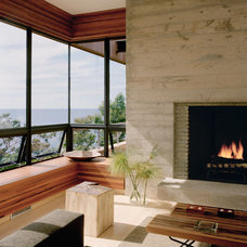 Modern Living Room by Robert Young Architects