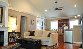 Rockville Kitchen & Living Room Addition