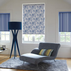 Contemporary Roller Shades by Zodiac Interiors