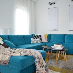 Romantic apartment - project completion photos