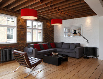 Ronnie Wood's Former Painting Studio Becomes Luxury City Apartment