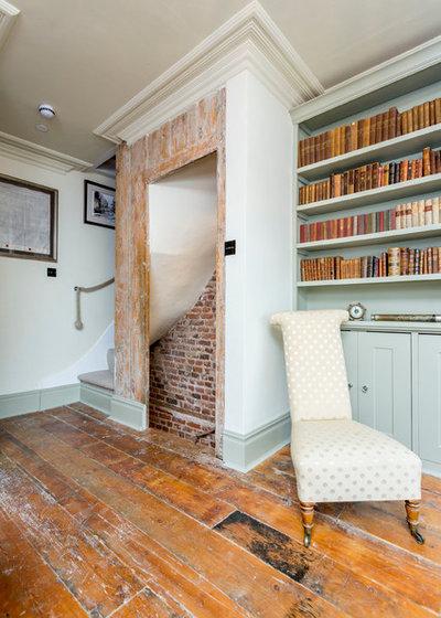 Contemporary Living Room by Westcott Construction Ltd