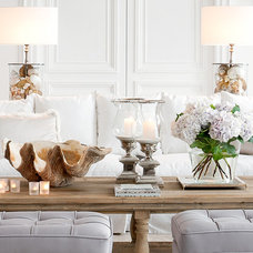 Beach Style Living Room by Oroa - Eichholtz Furniture
