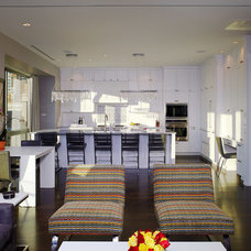 Contemporary Living Room by Orion General Contractors