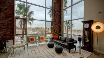 Rooms with Our Barcelona Chair Reproductions