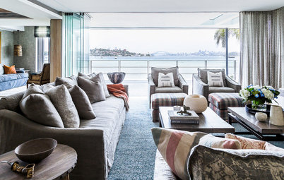 Houzz Tour: A Rose Bay Apartment Takes Its Cue From the View