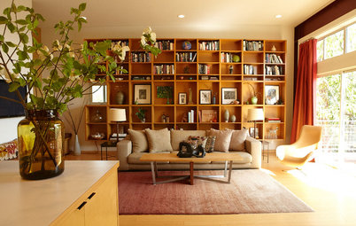 11 Top-Shelf Ways to Dress Up Your Bookcase