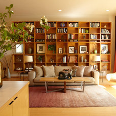 Midcentury Living Room by Platform