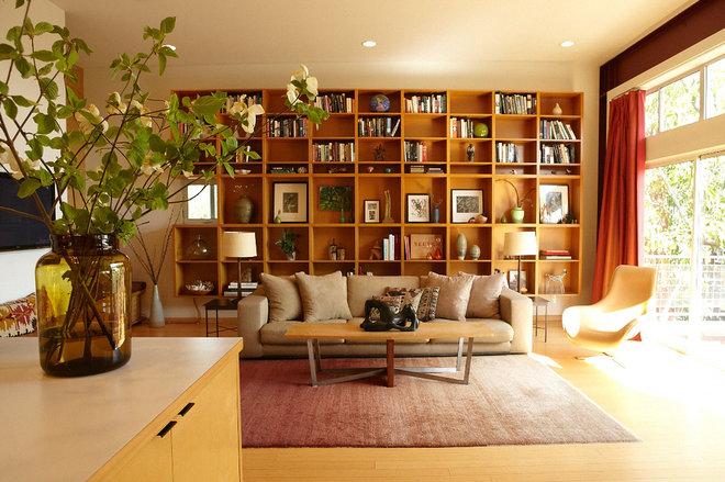 Midcentury Living Room by Platform