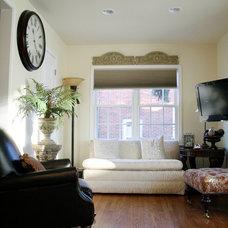 Traditional Living Room by Kopke Remodeling & Design