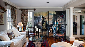 Round Hill Virginia Home for Kim Kendall Interiors