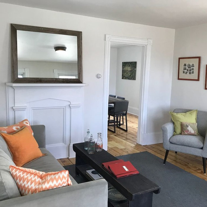 Rondout Renovation Vacant Staging