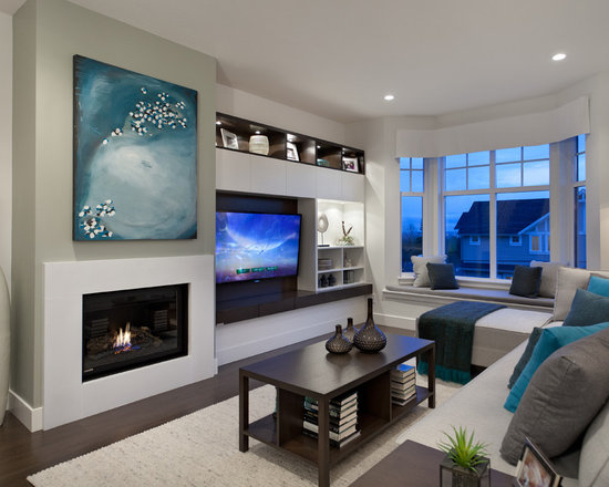 sectional with coffee table | houzz