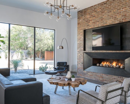 modern living room design ideas, remodels  photos  houzz, Living room