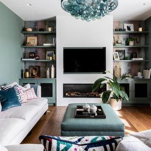 Rural Retreat-Living Room