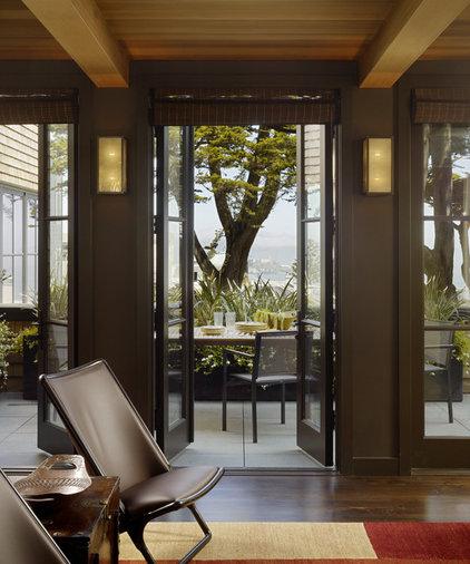 Modern Living Room by Charlie Barnett Associates