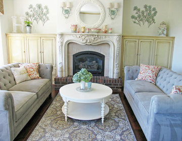 Rustic Charm Main Living Space Update 2016