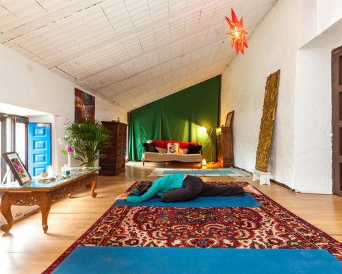 Yoga Space Design Ideas Remodel Pictures Houzz