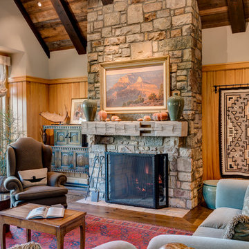 Rustic Home at Mountain Air