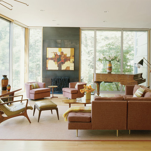 Retro Living Room retro living room | houzz