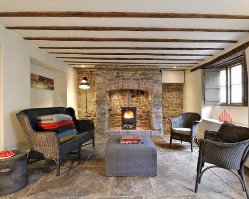 506 small rustic living room design ideas remodel
