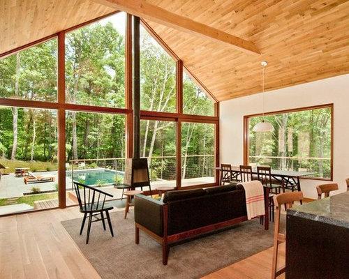 Wohnzimmer Möbel retro einrichten bunt