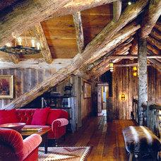 Rustic Living Room Rustic Living Room