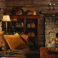 Rustic Living Room Rustic Living Room