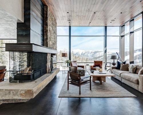 Wohnzimmer Ideen wohnzimmer ideen rustikal : Wohnzimmer Ideen Rustikal: Das Wohnzimmer rustikal einrichten ist ...