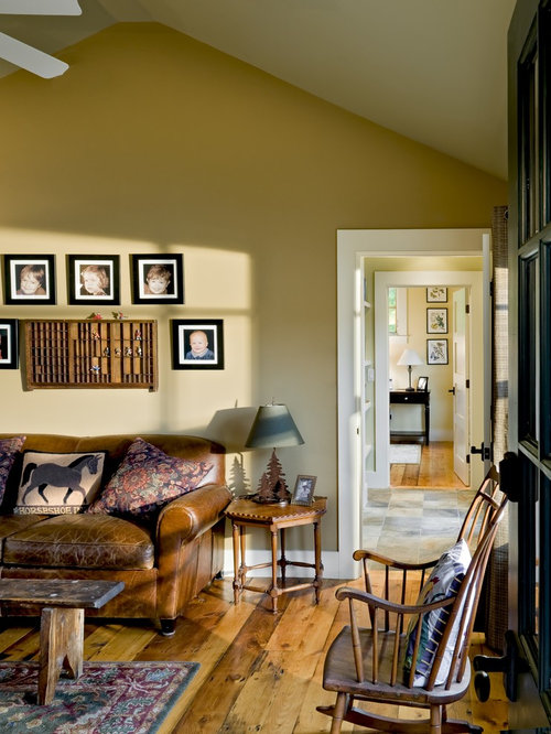 Rustic Wall Color Houzz