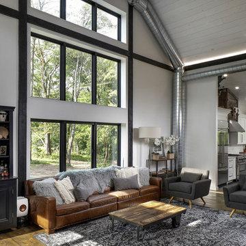 Rustic Modern Renovation - Portersville, PA