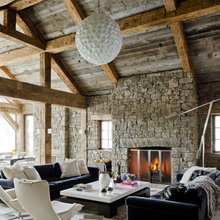 Wood, Stone Rooms
